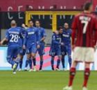 Player Ratings: Milan 1-2 Sassuolo