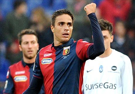Matri returning to Juventus, claim Genoa