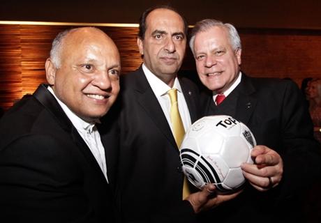 Galeria: os Reis do futebol