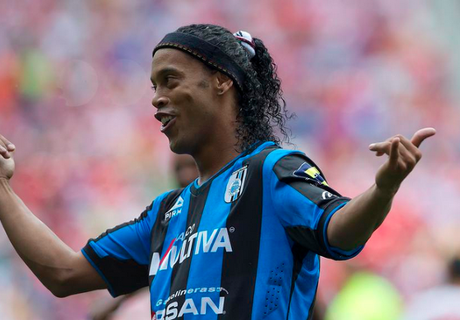 Coach: Ronaldinho doesn't like running