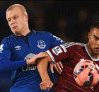Lukaku redt Everton in slotminuut