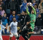 Malaga coach not bothered by Herrera