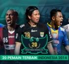 SPESIAL: Galeri 20 Pemain Terbaik Indonesia 2014