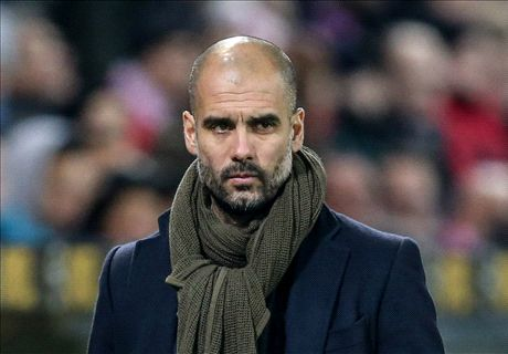 Guardiola rules out Man City move