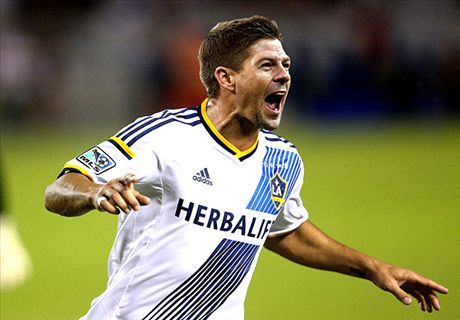 Gerrard: Galaxy a match made in heaven