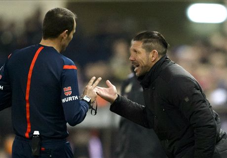 Simeone: I will never coach Real Madrid