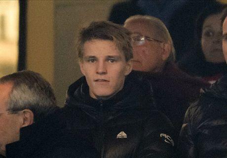 Ödegaard: Real die falsche Entscheidung