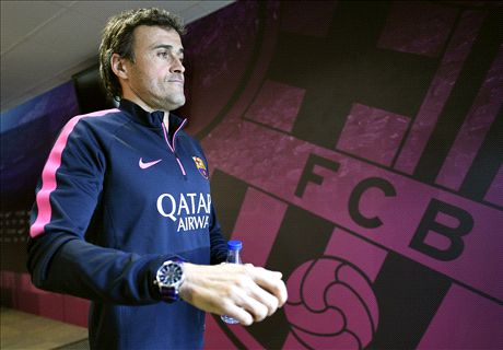 Luis Enrique vs Marcelino