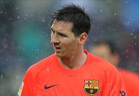 Messi unsure over Barca future