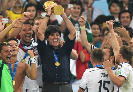Germany still top of Fifa world rankings
