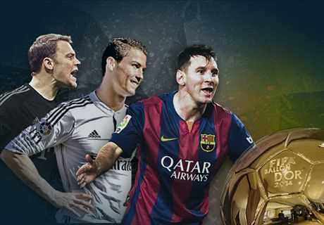 Debatte: Wer verdient den Ballon d'Or?
