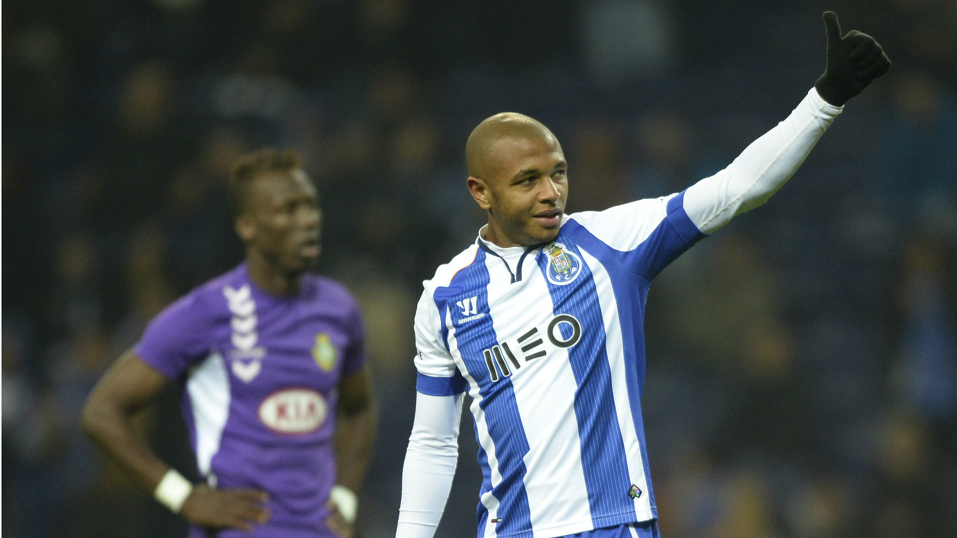 The future stars of the Africa Cup of Nations Yacine Brahimi