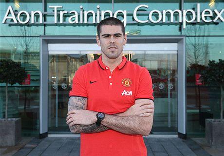 Valdés debuta con el Man.United Sub-21