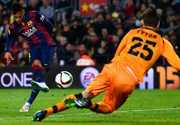 Barcelone 5-0 Elche : Une manita pour apaiser les tensions