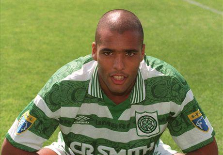 Pierre Van Hooijdonk Debut Di Celtic