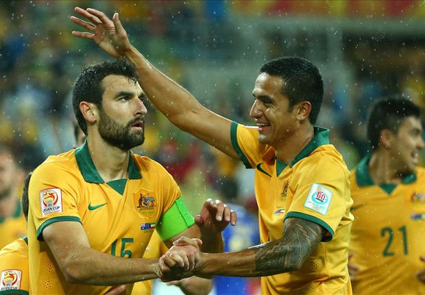 Australia 4-1 Kuwait: Hosts survive early scare to claim opening win