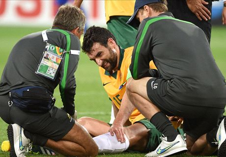 Australia lose Jedinak for Oman clash