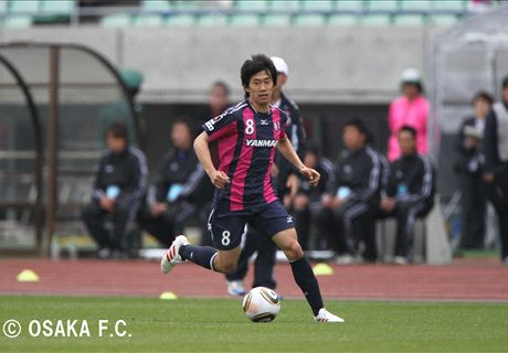 Kagawa: Cerezo must learn lessons