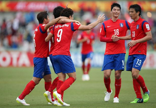 South Korea 1-0 Oman: Cho Young-Cheol strike settles tight contest