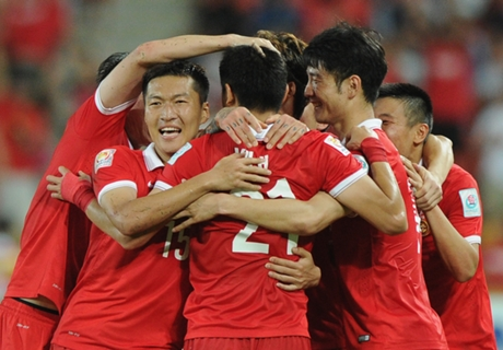 Match Report: Saudi Arabia 0-1 China