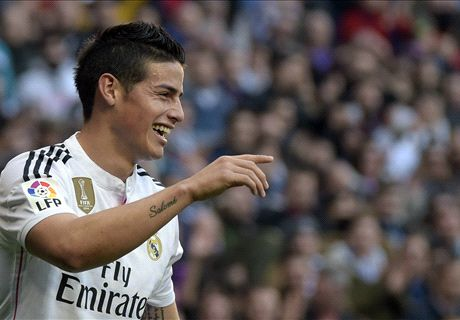 James: Real Madrid Layak Menang