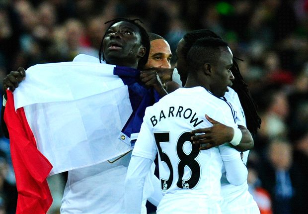 Swansea 1–1 West Ham: Noble error gifts Swans a point