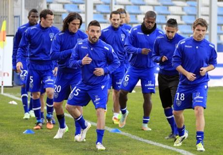 Bastia, trois joueurs quittent le club