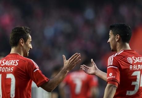 Portugal: Benfica 3-0 Boavista