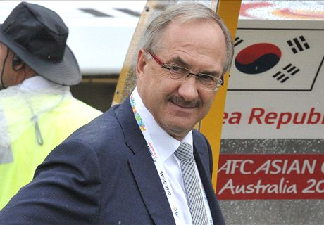 Korea are the real champions - Stielike
