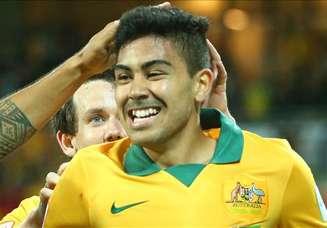 Luongo hails elite Australia
