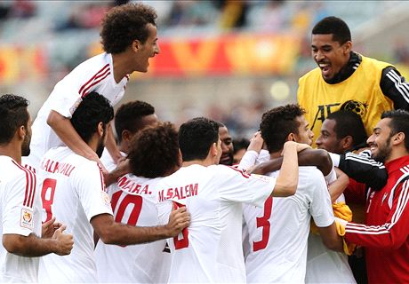 Match Report: UAE 4-1 Qatar