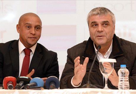 Roberto Carlos, nuevo técnico del Akhisar
