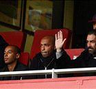 """Henry : """"Wenger sifflé ? Je pensais que c'était une blague"""""""