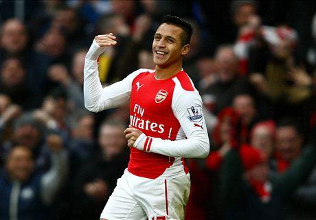 Inglês: Arsenal 3 x 0 Stoke City