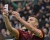 Photo finish: Totti's incredible selfie
