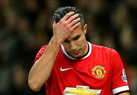 Van Persie unsure over Man Utd future