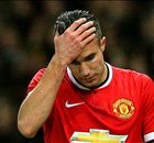 Van Persie injured for a 'long time'