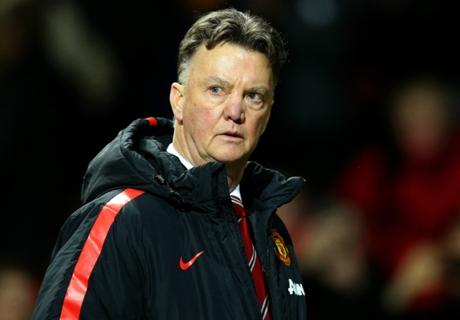 'Van Gaal struggling at Man Utd'