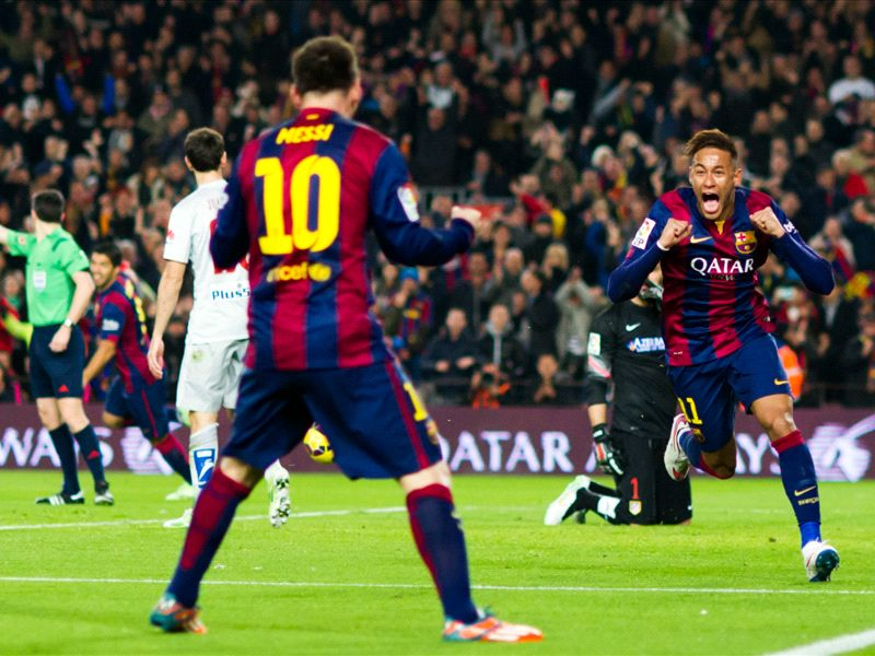 Motivated Messi hands Luis Enrique stay of execution