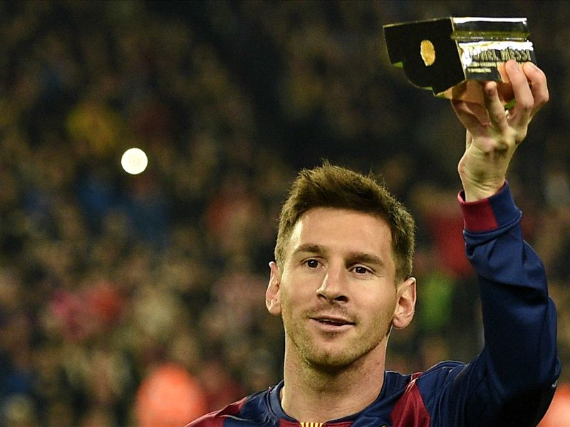 Messi sigue siendo el mejor de todos