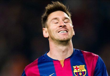 Messi: Disput mit Enrique bestätigt
