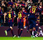 In Beeld: FC Barcelona - Atlético Madrid 3 - 1