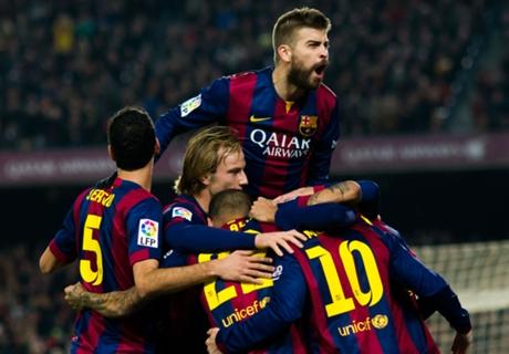 Bayern y Barça, la mejores defensas