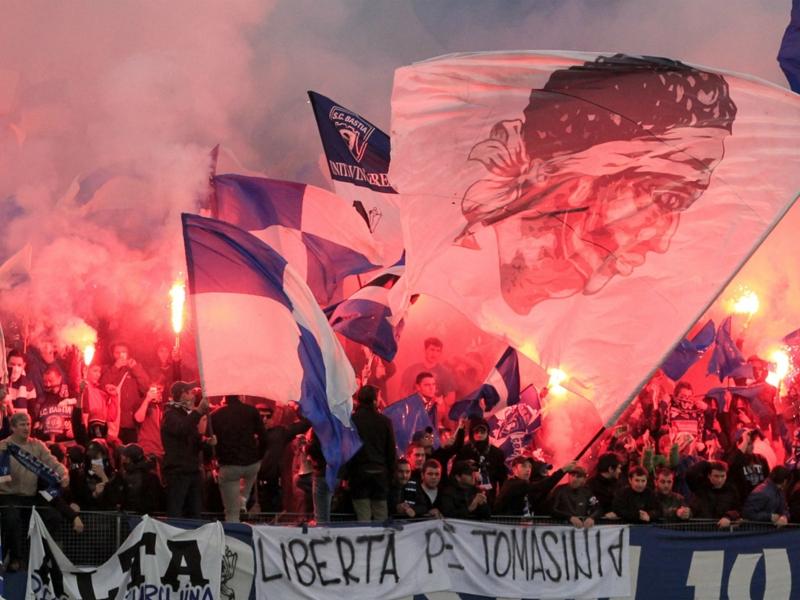 Bastia maintenu en National 1 la saison prochaine