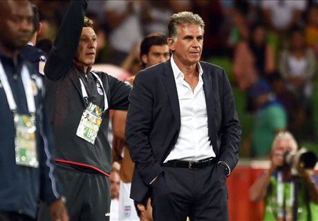 Queiroz: Iran have nothing to lose