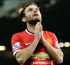 Juan Mata's first year at Man Utd