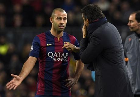 Javier Mascherano, l'homme à tout bien faire du Barça