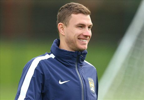 TT: Roma agree Dzeko fee