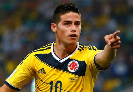 James scoops up Fifa Puskas Award