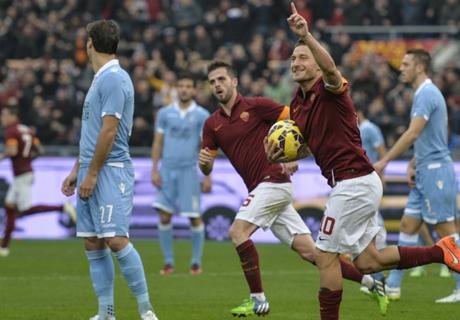 EdT Serie A: Totti überragt Juve-Stars